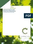 Cambium Annual Report 2008