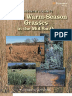 PB1746 - A Landowner's Guide to Native Warm-Season Grasses in the Mid-South