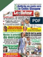 LE BUTEUR PDF du 08/12/2011