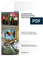 Reforming First Nations Education