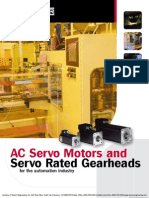92ac Servo Motors