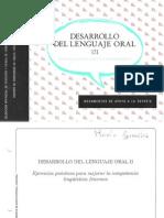 Desarrollo Del Lenguaje Oral 2