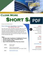 Gubernick Short Sales