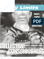City Limits Magazine, August/September 1995 Issue