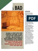 Olabad Art Feature Magazine Lindsay Oberst