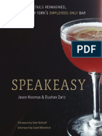 Gin Punch Recipe From Speakeasy by Jason Kosmas and Dushan Zaric
