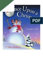 Once Upon A Christmas 2011