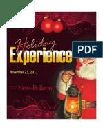 Holiday Experience 2011