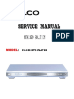 Service Manual for Ph 919 of Philco