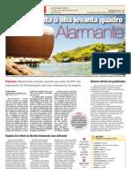 Volta à Ilha atrás do esgoto revela quadro alarmante em Florianópolis