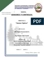 Sensor Optico