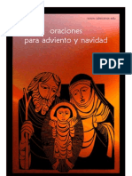 Oraciones Adviento Comunidad Educativa