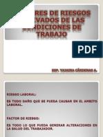 FACTORES DE RIESGOS