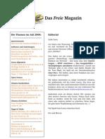 freiesMagazin - 2006-07