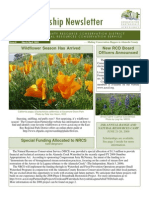 March - April 2009 Alameda County Resource Conservation District Newsletter