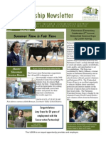 July - August 2008 Alameda County Resource Conservation District Newsletter