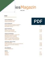 freiesMagazin - 2007-03