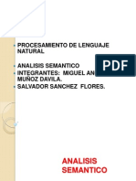 analisis semantico.