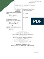 Supreme Court in Oregon v. Marsh and McLennan