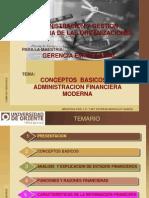 Conceptos Basicos de Admin is Trac Ion Financier A Moderna
