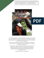 Levin,Valkiunas,Santiago Alarcon Et Al2011HaemoproteusInPelecaniformBirdsOfGalapagos