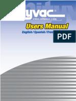 Mityvac Manual