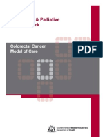 Colorectal Model of Care