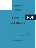 Articulo Net Ready