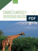 Cambio Climatico y Diversidad Biologica
