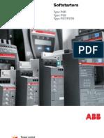 ABB; Softstarters, Type PSR, PSS, PST/PSTB