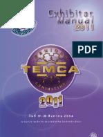 Exhibitor Manual TEMCA-2011