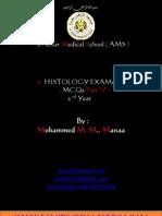 Histology MCQs Part 2