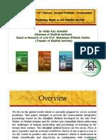 Slide Presentation of Islamic Solution for 21 Societal Problems Oke