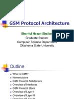 GSM Presentation Shaikot