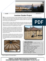 Fall 2007 Conservation Almanac Newsletter, Trinity County Resource Conservation District