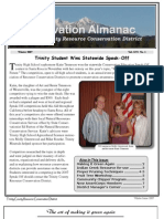 Winter 2007 Conservation Almanac Newsletter, Trinity County Resource Conservation District