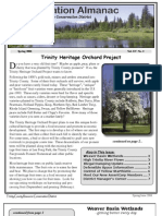 Spring 2006 Conservation Almanac Newsletter, Trinity County Resource Conservation District