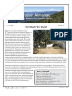 Summer 2005 Conservation Almanac Newsletter, Trinity County Resource Conservation District