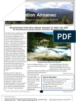 Spring 2004 Conservation Almanac Newsletter, Trinity County Resource Conservation District