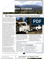 Winter 2004 Conservation Almanac Newsletter, Trinity County Resource Conservation District