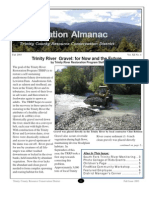Fall 2003 Conservation Almanac Newsletter, Trinity County Resource Conservation District
