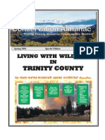 Spring 2003 Conservation Almanac Newsletter, Trinity County Resource Conservation District