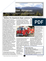 Winter 2003 Conservation Almanac Newsletter, Trinity County Resource Conservation District