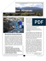 Winter 2002 Conservation Almanac Newsletter, Trinity County Resource Conservation District