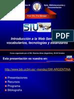 Parte 1. Web Semantica - Eva Mendez - Argentina - 291009