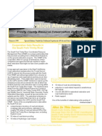 Summer 1999 Conservation Almanac Newsletter, Trinity County Resource Conservation District