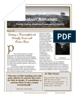 Summer 1998 Conservation Almanac Newsletter, Trinity County Resource Conservation District