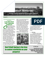 Spring 1998 Conservation Almanac Newsletter, Trinity County Resource Conservation District
