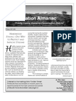 Winter 1998 Conservation Almanac Newsletter, Trinity County Resource Conservation District