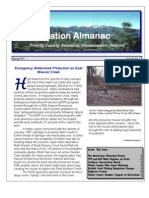 Spring 1997 Conservation Almanac Newsletter, Trinity County Resource Conservation District